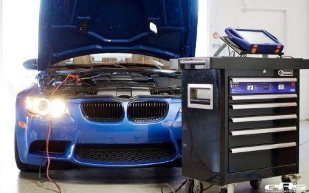 диагностика за BMW София
