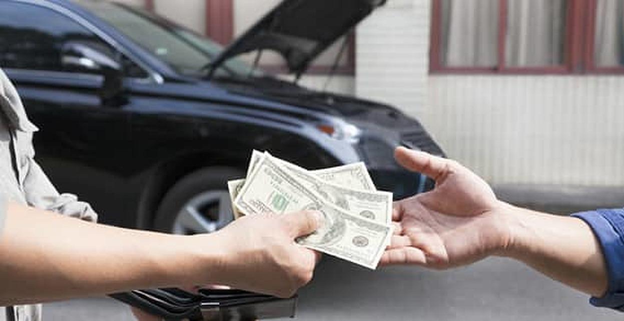 фирма за изкупуване на коли